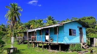 PANAMA - BOCAS DEL TORO ARCHIPELAGO (PART 1) - (Full HD)