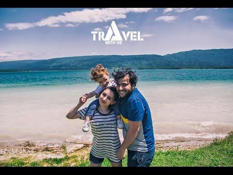 TRAVEL With Us - Racha; Georgia | იმოგზაურე ჩვენთან ერთად - რაჭა; საქართველო  ©