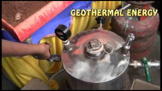Geothermal energy - How electricity Generates -Generation of Electricity - Heat pumps