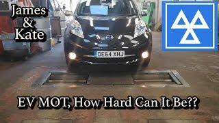 An EV MOT, How Easy Can It Be?