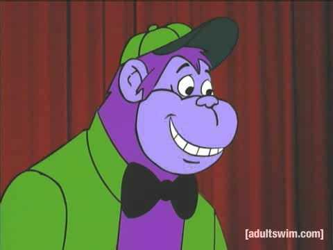 Brak Sings - S1E13 - 113..Grape Ape sings