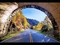 Blue Ridge Parkway Tunnels, N. C. on the Gold Wing, Gary J