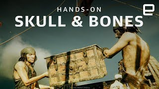 Skull and Bones Hands-On at E3 2018