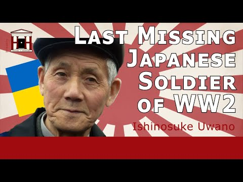 Japanese Soldier Missing