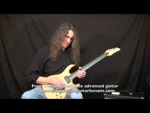 Learn how to play guitar lessons in Grand Rapids