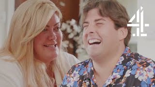 Gemma Collins Is Loving Arg's New Attitude | Sink or Swim for Stand Up To Cancer