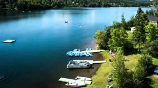 Chalets  Lac à la Truite