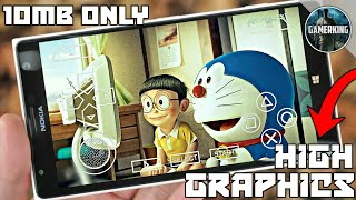 [10MB] Doraemon Unreleased Game | Best Graphics | Doraemon Android Game