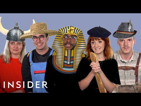 5 Brits Take A DNA Test