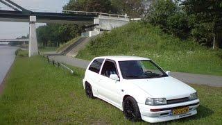 Daihatsu Charade 1.6 sound