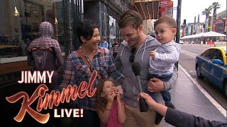 "Kimmel Asks Kids ""Who Do You Love More... Mom or Dad?"""