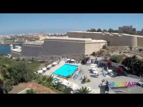 The Hotel Phonecia, Valletta, Malta