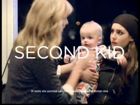 Luvs Second Kid TV commercial (2015)