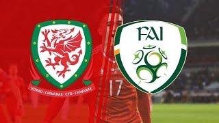 уэльс - Ирландия Обзор Матча. Лига Наций УЕФА