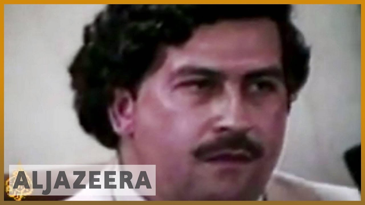 Pablo Escobar Drug Baron And Local Saint Al Jazeera English