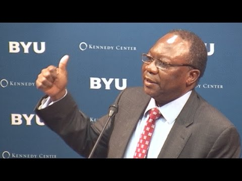 The OR Tambo Centennial Commemorative Lecture