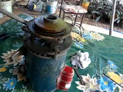 Mantenimiento de bomba de agua youtube - Bombas de agua ...