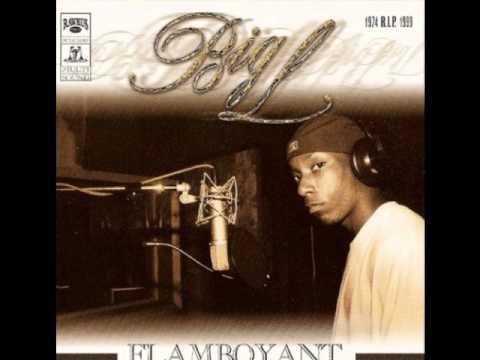 BIG L : FLAMBOYANT ratatat remix
