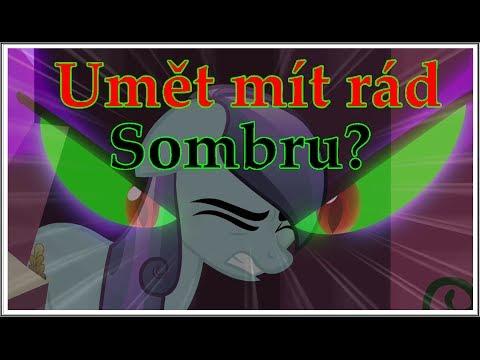 (czech)My little pony- umět mít rád /Sombra