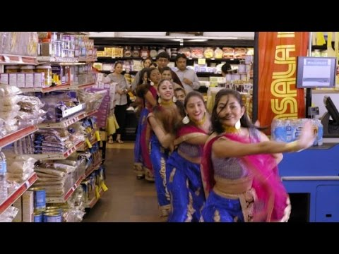 A grocery store dance party in Houston's 'Littl...