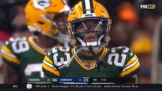 Amari Cooper 53 Yard Touchdown | Packers vs. Cowboys | NFL