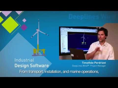 Deeplines Wind™ : dedicated software for offshore wind projects