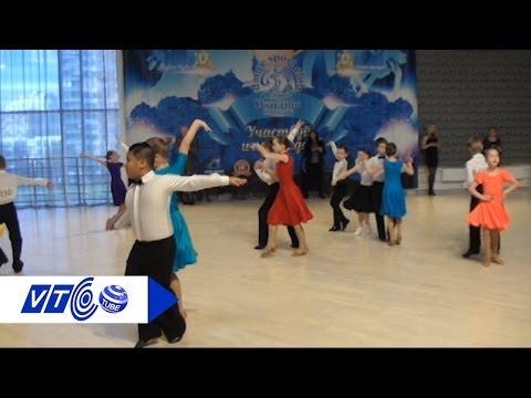 Tài năng nhí Việt vô địch khiêu vũ tại Nga | VTC