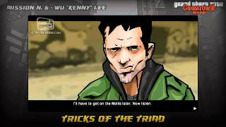GTA Chinatown Wars - Walkthrough - Mission #6 - Tricks of the Triad thumbnail