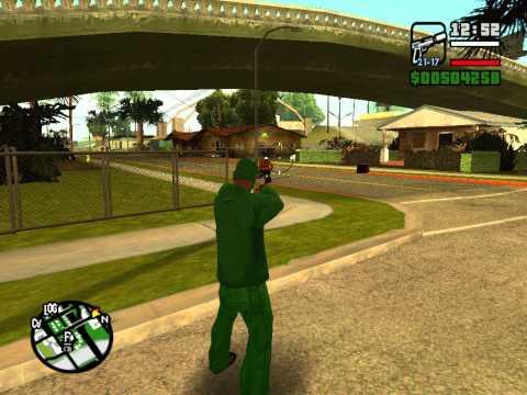 GTA San Andreas Kódok videó letöltés