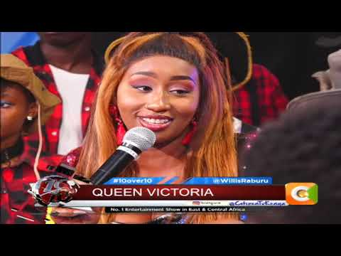 10 OVER 10 | Victoria Kimani gives her 2 cents on the 'Play Kenyan Music debate'