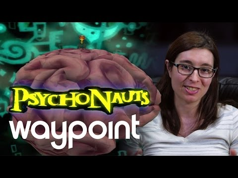 The Strange, Psychedelic Dreamworld of 'Psychonauts'