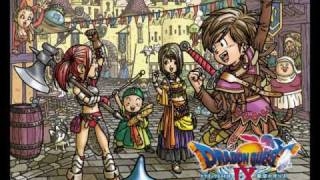 Dragon Quest IX - The Sun Gathering Village