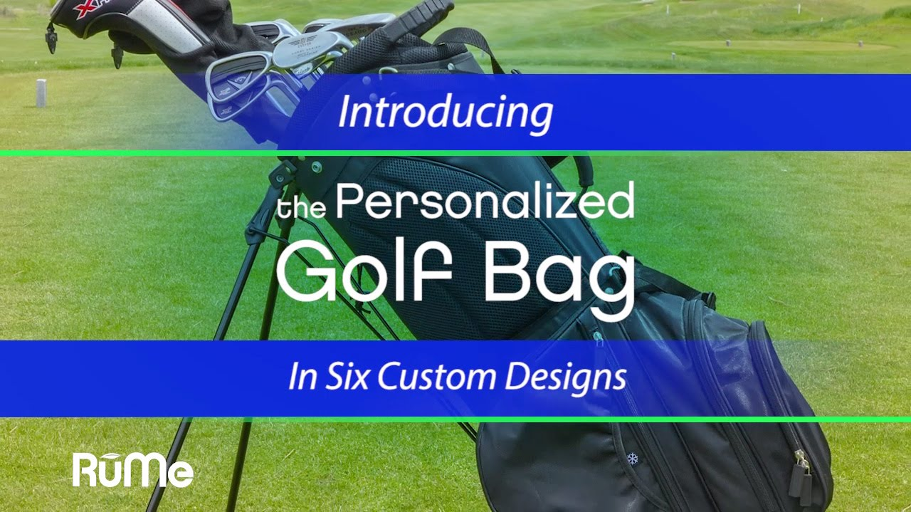 Personalized Golf Bag