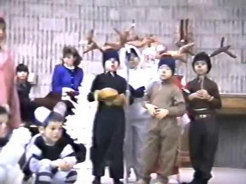 훈.준St.Gerard school X-mas play.1992