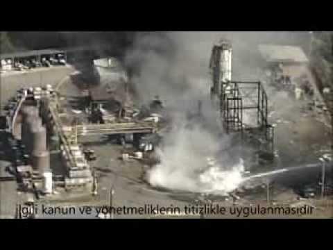 Amonyum Nitrat - Gübre  Deposunda Yaşanan Yangın arkasından Patlama ile ilgili gerçekler.