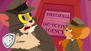 Tom et Jerry en Français   Tom et Jerry : Élémentaire, mon cher Jerry!   WB Kids