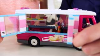 Family Building Time Luxe Camper By Mega Bloks Barbie