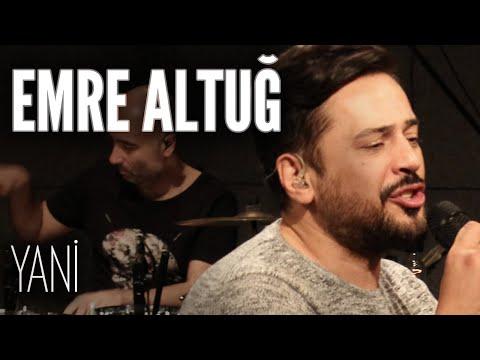Emre Altuğ - Yani (JoyTurk Akustik)