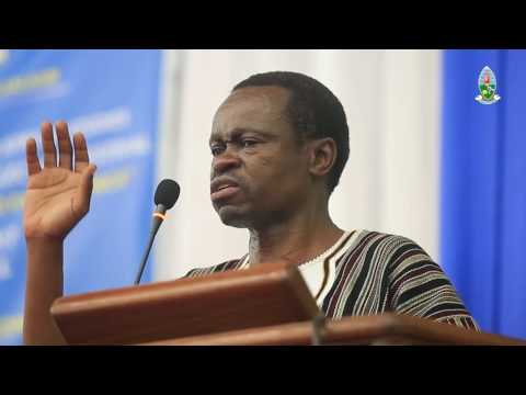 Magufulification of Africa by Prof. PLO Lumumba -  Part two