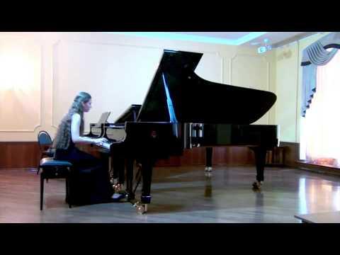 Ravel. La Valse (Daria Parkhomenko)