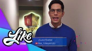 ¡Christian Chávez te invita a suscribirte al canal oficial de Like! thumbnail