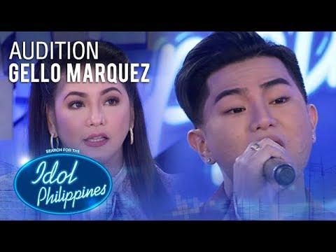 Gello Marquez - Bakit Ba Ikaw | Idol Philippines 2019 Auditions
