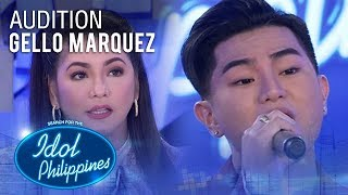 Gello Marquez - Bakit Ba Ikaw | Idol Philippines 2019 Auditions