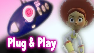 Toy Story 3 Plug and Play Game