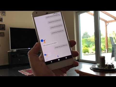 TV an und aus mit OK Google und Chromecast