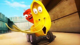 LARVA - GRAND PRIX | Cartoon Movie | Cartoons For Children | Larva Cartoon | LARVA Official