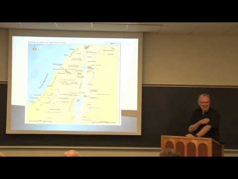 Catholic Theological Union: Father Donald Senior, C.P. Holy Land Lecture