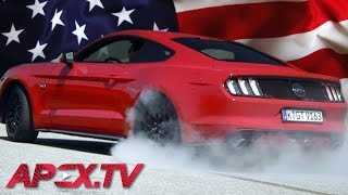 Ford Mustang GT Test - HOT or NOT? - MAJO BÓNA / APEX.TV [ENG SUB]