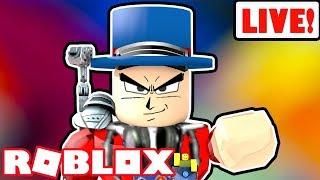 Roblox Live Stream - ¡Ayuda a elegir los juegos - Battle Arena Event, Jailbreak, Fortnite y más!