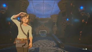 the legend of zelda breath of the wild demo reactions ign live e3 2016